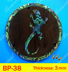 Switch cover Backplate for Electric Guitar ( BP38-5 )