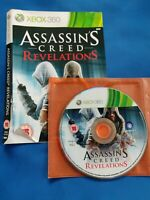 Assassin's Creed: Revelations - 2011 - DISC Xbox 360 game - PAL