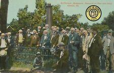 ATLANTA GA – McPherson Monument Souvenir of Blue and Gray