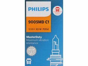 For 1989-1990 Mitsubishi Sigma Headlight Bulb High Beam Philips 71291NR