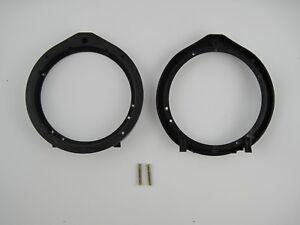 "Speaker Adapter Adaptor for Honda CR-Z Civic Accord Crosstour 6.5""/6.75"" 165mm"