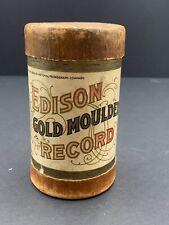 Edison Phonograph Cylinder Record #8645