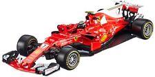 Bburago Maisto France - 16805r Ferrari F1 Sf17t 2017 Raikkonen Echelle 1/18