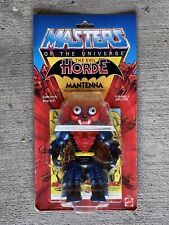 Mattel 1984 He-Man Masters of The Universe MOTU Mantenna Figure MOC