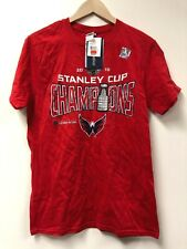 Washington Capitals Fanatics Branded  2018 Stanley Cup Champions,SIZE M
