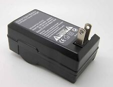 Wall Travl Home Battery Charger For PANASONIC DMW-BMB9E Lumix DMC-FZ150 FZ100_SX