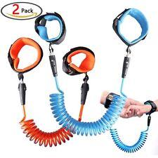 ZesGood 2 Packs Anti Lost Wristband Child Anti Lost Safety Wrist Link