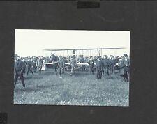 Nostalgia Postcard  C.S Rolls flying machine channel flight to dover 1910