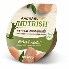 1ct Rachael Ray Nutrish Natural Wet Cat Food, Chicken Purrcata , 2.8 oz