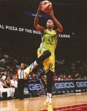 Glory Johnson signed Dallas Wings 8x10 photo autographed Tennessee Lady Vols 2