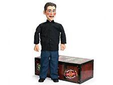 "NECA Jeff Dunham LITTLE JEFF 30"" Animatronic Talking Doll NEW IN BOX"