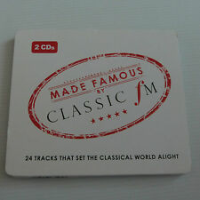 Made Famous By Classic FM CD Album NEW but not Sealed