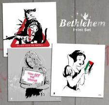 Serigraph/Silkscreen Medium (up to 36in.) Urban Art Art Prints