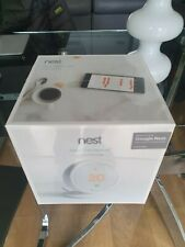 Google Nest Thermostat E White - Brand New & Sealed
