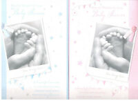 Baby Shower Card Available In Various Designs & Colours.