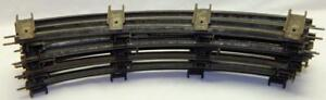 EIGHT PCS Prewar American Flyer Standard Gauge CURVED track Wide gauge Circle