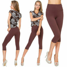Brown 16 Size Leggings for Women
