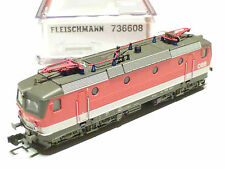 Fleischmann ÖBB 1144 126-0 rot/grau 736608 NEU OVP