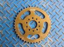 2001-2016 KTM 50 SPROCKET 42 TOOTH TALON GOLD USED IN GREAT CONDITION