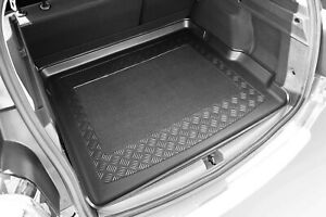 Dacia Duster MK2 4x4 LDPE boot tray rubber load liner mat or bumper protector