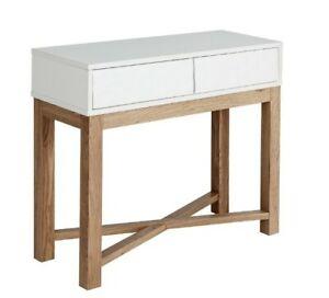 Habitat textured Console Table