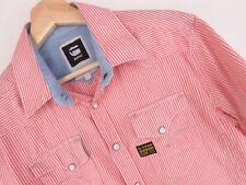 lu1033 G-STAR RAW 3301 T-shirt Neuf MINUIT Vander S/S Original Premium Taille L