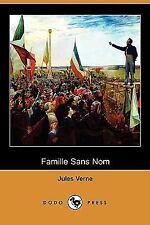 Famille Sans Nom by Jules Verne (2009, Paperback)