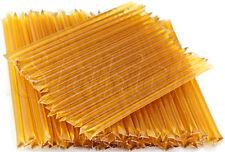 100 Cinnamon Honey Stix Sticks Straws 100% Pure Natural Delicious Best Fresh