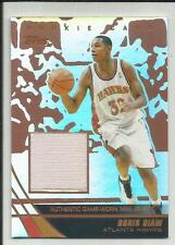 Boris Diaw 2003-04 Topps  Jersey Edition Copper Rookie #JE-BDR #89/99  Hawks RC