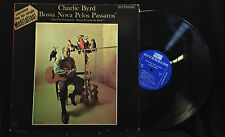 Charlie Byrd-Bossa Nova Pelos Passaros-Riverside 436-MONO