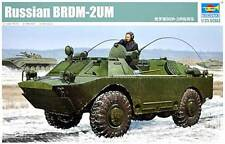 Trumpeter BDRM-2UM Reconnaissance Vehicle Tank Armored Car 05514 1/35 Model Toy