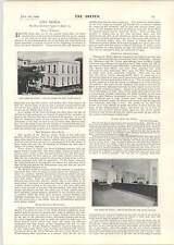 1905 Banco De Egipto exterior e interior cuenta con compramos viejos dientes