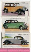 1952-1956 WOLSELEY 4//44 Classic Car Photograph Information Maxi Card