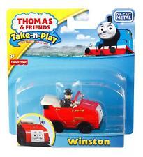 FP Thomas & Friends Take-n-Play WINSTON Track Inspection die-cast metal NEW 99B5