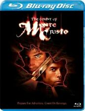 Count of Monte Cristo 0786936800517 With Richard Harris Blu-ray Region a