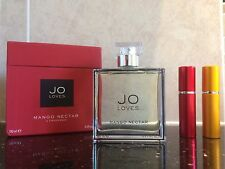 LIMITED EDITION JO LOVES...MANGO NECTAR COLOGNE BY JO MALONE IN NEW 5ML ATOMISER