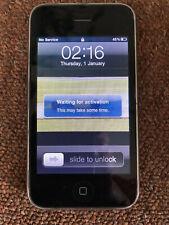 Apple iPhone 3GS - 16GB-Negro caja A1303
