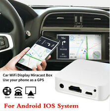 Car WiFi Miracasst Box For Android iOS Phone Navigation Smart Screen Mirroring