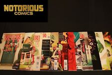Vision 1-12 Complete Comic Lot Run Set Marvel Collection Tom King Walta