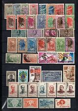 Madagascar; Selection of 79; 1922-1960's; mint or used; cat £81