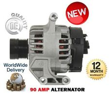 FOR FIAT PUNTO + EVO + GRANDE 1.3D JTD MULTIJET 2003 > 90 AMP ALTERNATOR UNIT