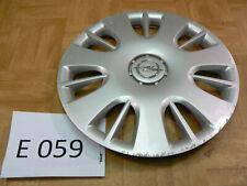 Original Opel Corsa D Radkappe Zoll 15 Radzierblende 1 Stück 13214814 ArNrE059