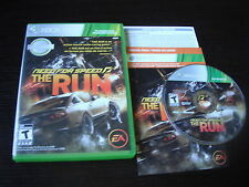 Microsoft Xbox 360 Need for Speed the Run  Platninum Hits tested