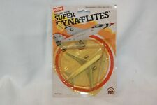 Zee Toys 1983 Diecast Metal Super Dyna-Flites,United Airplane new in package