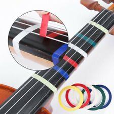 Aufkleber Violine Pitch PVC Gebraucht for Alle Saiten Instrumente 1 Rolle Blaue