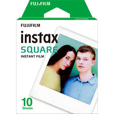 Fujifilm instax Square Instant Film for Sq10 Camera (10 Exposures)