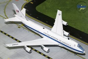 US Air Force Boeing E-4A (747-200B) 31676 1/200 scale diecast GeminiJets