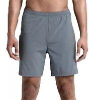 "Nike sz S Men's  7"" 2-in-1 Dri Fit Running Shorts w Compression $52  640135 022"