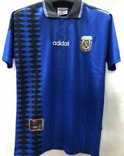 Argentina 1994 Retro Soccer Jersey Maradona USA World Cup
