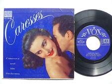 CASANOVA and his orchestra Caresses VIP 30480 Easy to love Cumparsita ..